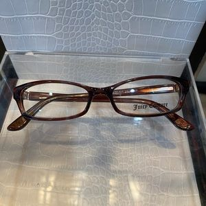 NEW JUICY COUTURE EYEGLASS FRAMES